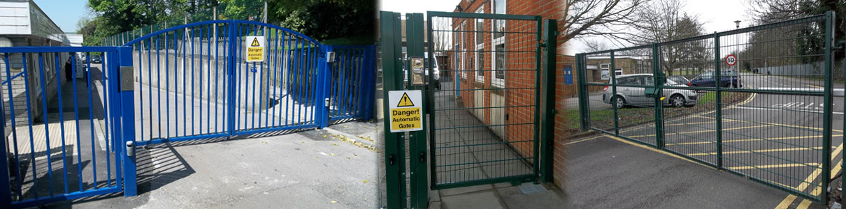 School security and automated gates